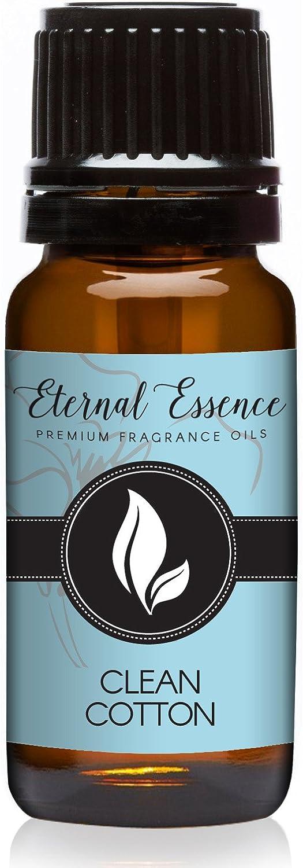 Eternal Essence Oils Clean Cotton Premium Grade Fragrance Oil - 10ml - Scented Oil