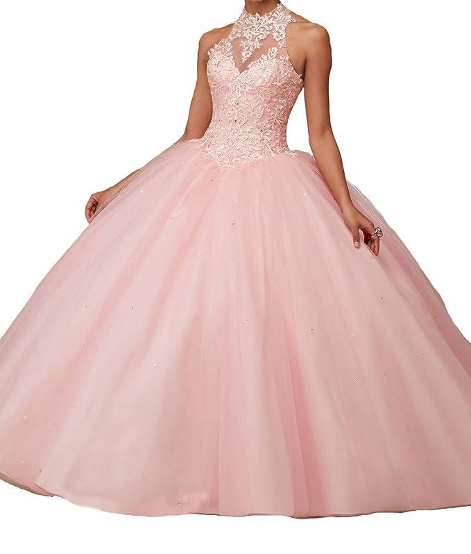 6 vestidos de quinceañera rosados para lucir como una princesa | El ...