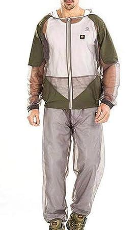 Yundxi Traje de Mosquito para Exteriores, Traje Anti-Mosquito Suit ...