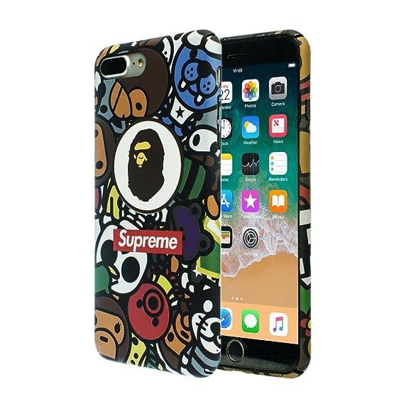 4bc4001559d65 Amazon.com: Keklle Street Fashion Slim Durable Hard Case for iPhone ...