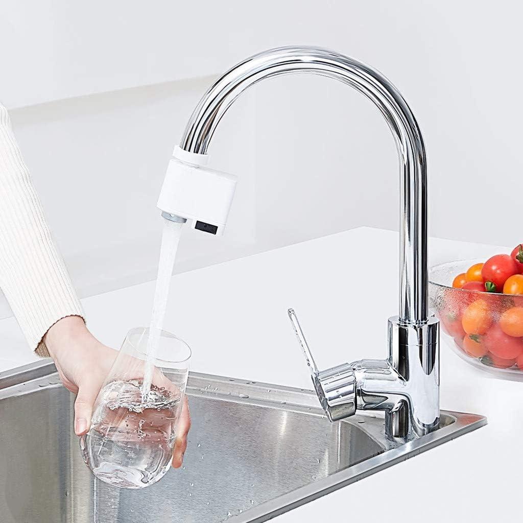 protezione da troppopieno per lavello da cucina e bagno impermeabile ToDIDAF per Xiaomi Automatic Sense Dispositivo a infrarossi per risparmio idrico 60 x 34 x 49 mm