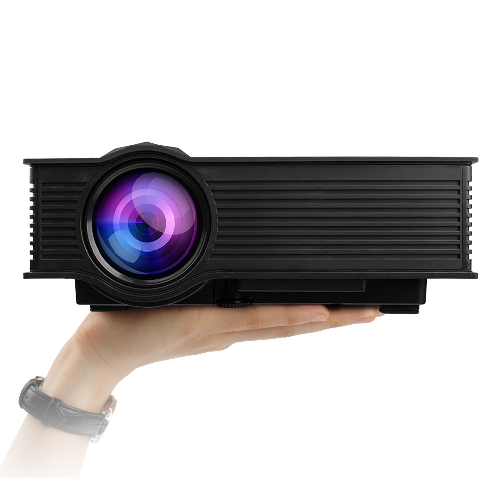 Best projectors under 500 of 2017 buyer 39 s guide for Best wifi portable projector