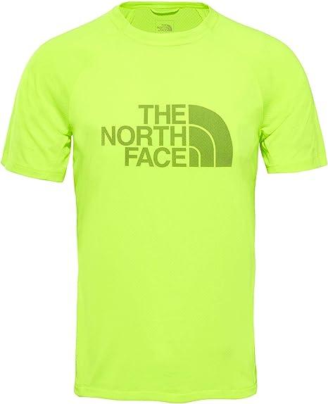 The North Face M Flight Btn ATH S/S - Camiseta Hombre: Amazon.es: Ropa y accesorios