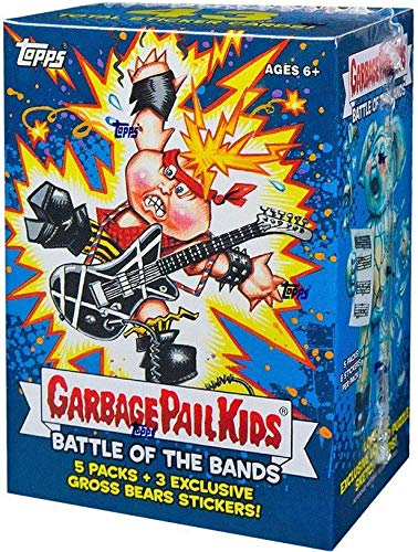 2017 Topps Garbage Pail Kids Series 2 Battle of the Bands Blaster ()