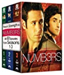 Numbers: Season 1-3 (16 Discs) [Import]