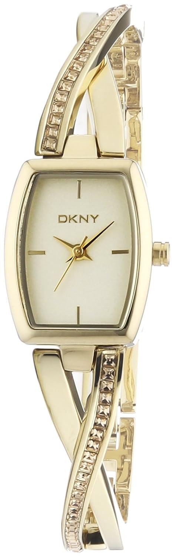 DKNY Damen-Armbanduhr XS Analog Quarz Edelstahl beschichtet NY2237