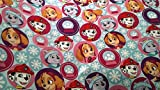 Christmas Wrapping Paw Patrol Badge Rocky Zuma Skye - Best Reviews Guide