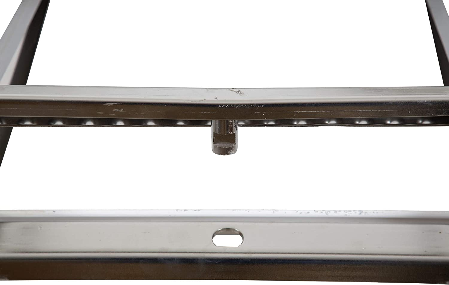 Buyers Products 5232000 Black 2-Rung Retractable Truck Step
