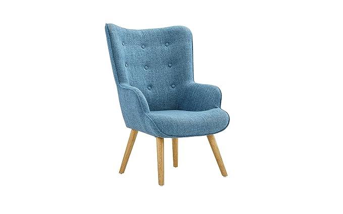 Amazon.com: Sillón Accent para sala de estar, sillones de ...
