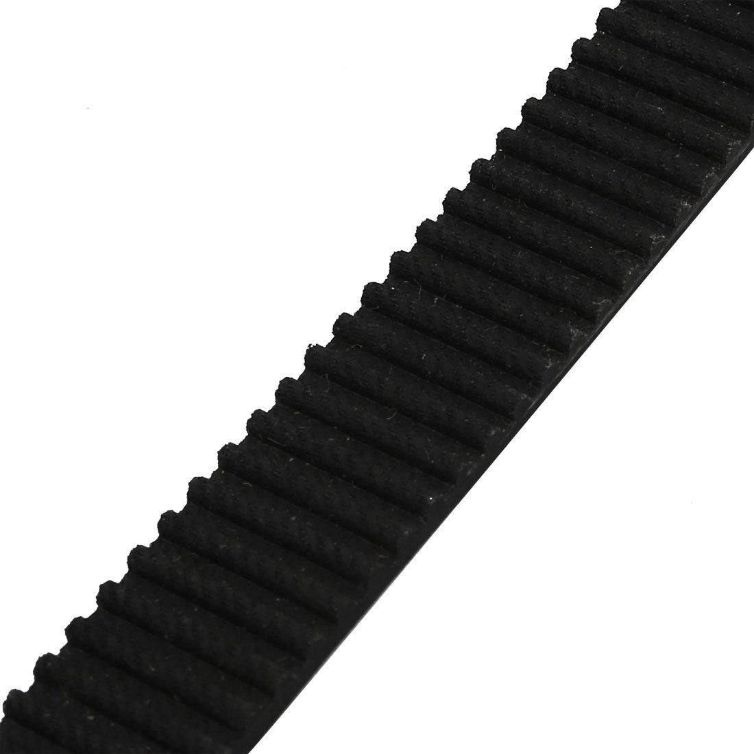 uxcell/® uxcellHTD3M 179 Teeth Stepper Timing Belt Rubber Geared-Belt 537mm Perimeter 15mm Wide