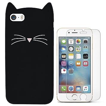 iphone 5 hülle schwarz weiß