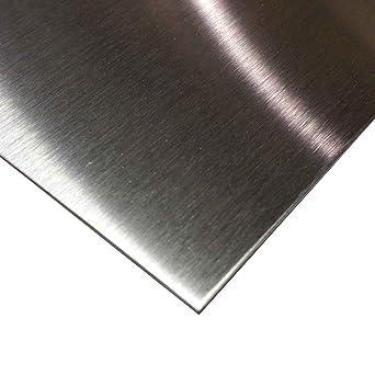 "24ga 304 #4 Stainless Steel Sheet Plate 12/"" x 36/"""