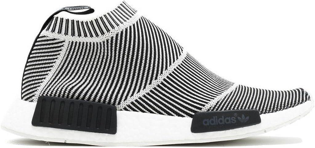 Habitar competencia artería  Amazon.com | adidas NMD City Sock 1 Prime Knit S79150 Black/White (6) |  Fashion Sneakers