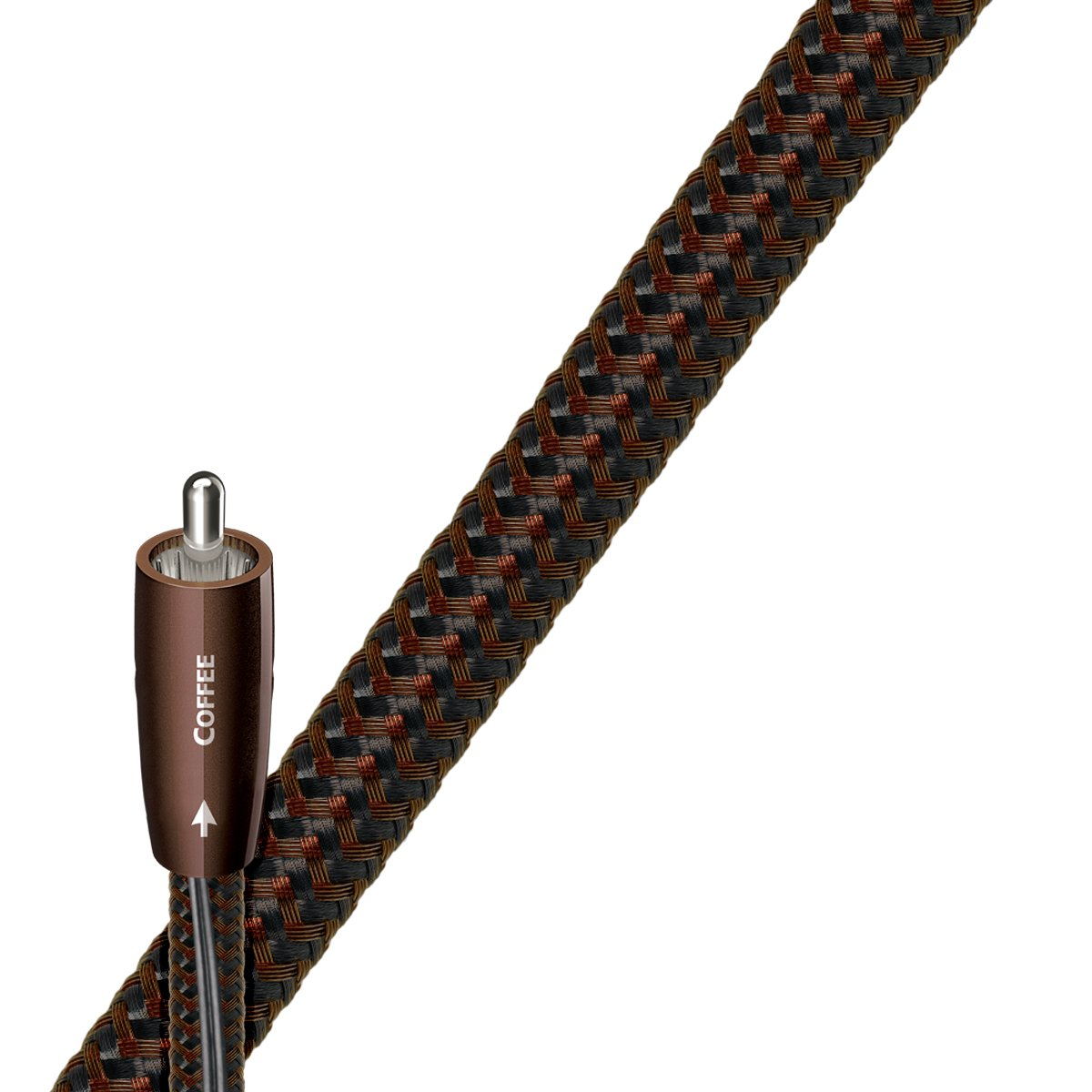 AudioQuest Digital Coax Coffee Cable 2.0m by AudioQuest (Image #1)