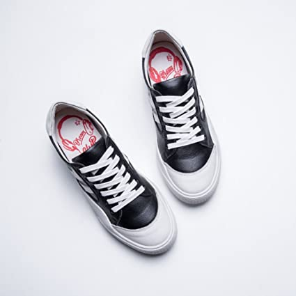 a888ec6613a48 Amazon.com : Women's Shoes Leather Casual Shoes Spring/Fall Comfort ...