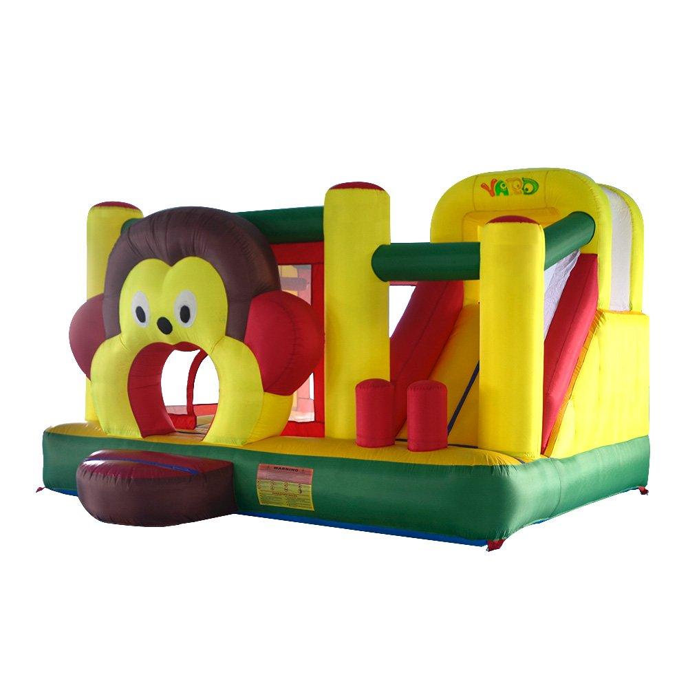 YARD Kinder aufblasbare Spielzeug Outdoor-Schlag-Haus-Jumping Park mit Gebläse