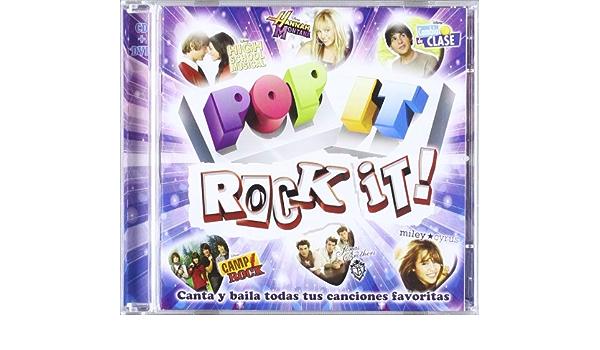 Pop It, Rock It!: BSO-Disney: Amazon.es: Música