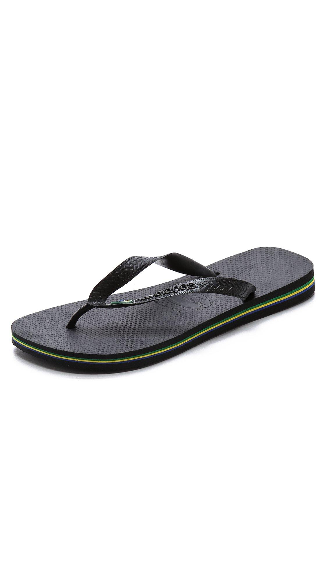 Men's Brazil Flip Flop Sandals