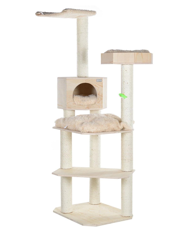 107 x 90 x 191 cm Armarkat Cat Tree, 107 x 90 x 191 cm