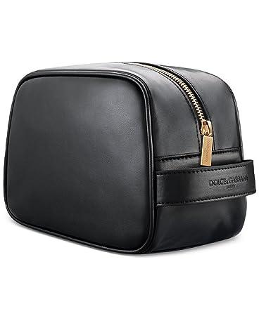 c856e3b7e0e7 Dolce   Gabbana Original Schwarz Kulturbeutel Rasiertasche Tasche Fur Herren