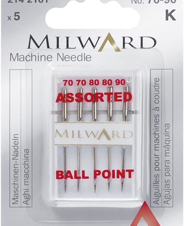 Milward 2142102 - Aguja para máquina de Coser