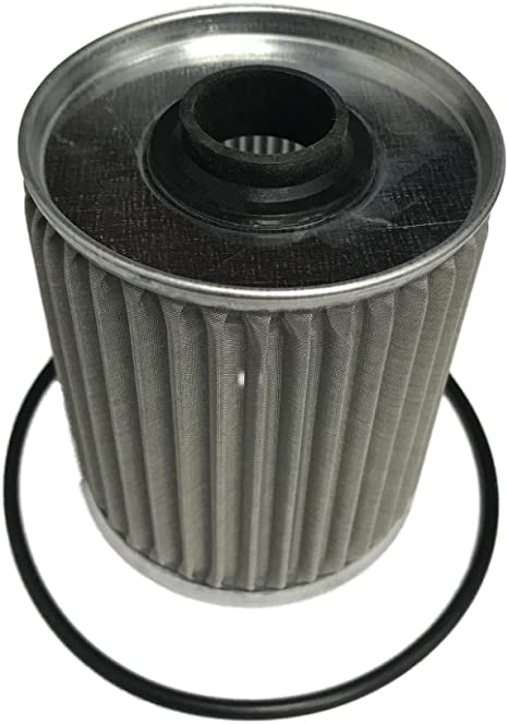 Replaces Combu 41100 Elite Replacement Parts EN41100 100 Micron Element and O-Ring for Combu 40140 Oil Filter