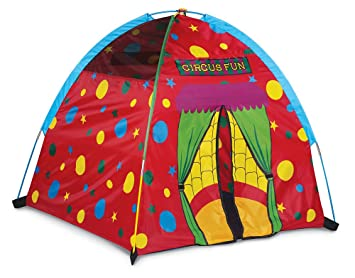Pacific Play Tents Kids Circus of Fun Dome Tent for Indoor / Outdoor Fun - 48u0026quot  sc 1 st  Amazon.com & Amazon.com: Pacific Play Tents Kids Circus of Fun Dome Tent for ...