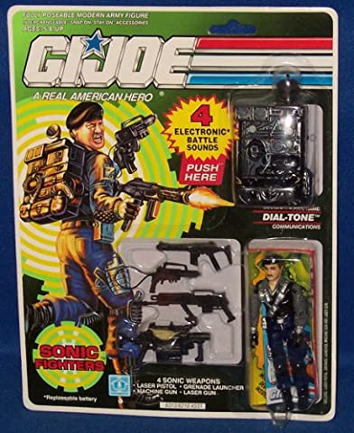 G.I. Joe Sonic Fighters Dial-Tone (Dial Tone)