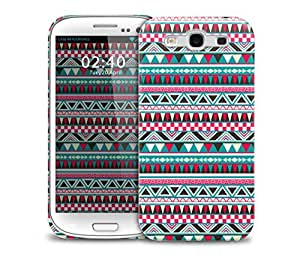aztec pattern 1 Samsung Galaxy S3 GS3 protective phone case