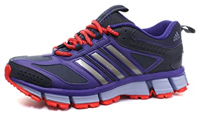 Adidas Questar Trail 2 Damen Trail Running Schuhe, Lila