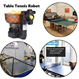 PROMOTOR Ping Pong Robot, Automatic Table Tennis