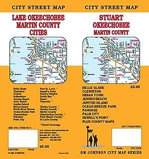 Stuart Florida Map.West Palm Beach North Palm Beach County Florida Street Map Gm