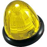 槌屋ヤック マーカーランプ LEDドームマーカー 24V CE-451
