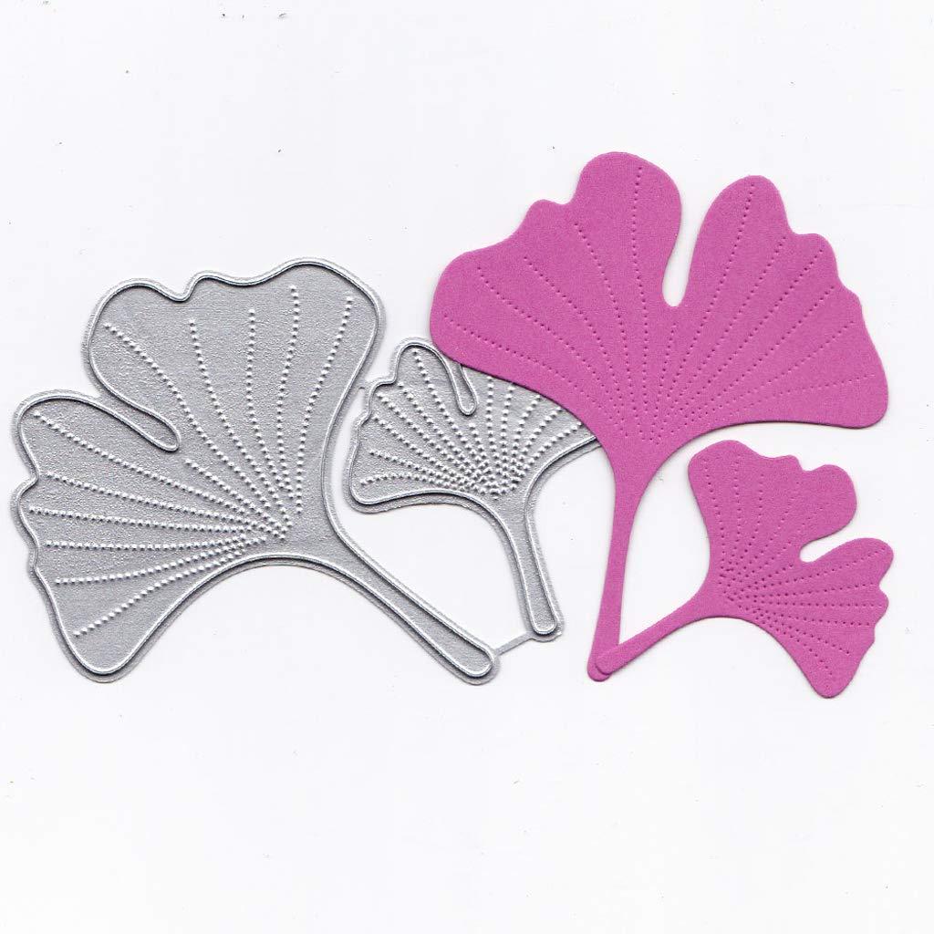Ranuw Matrices De D/écoupe,Feuille En M/étal De Coupe Meurt Pochoir DIY Scrapbooking Album Timbre Carte De Papier Gaufrage Artisanat D/écor