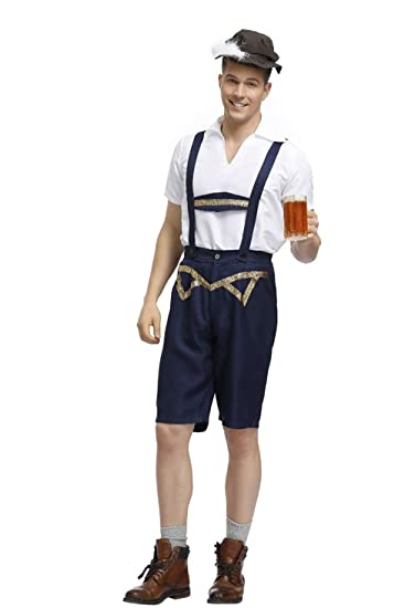 fagginakss Disfraz para Hombre Oktoberfest Festival alemán ...