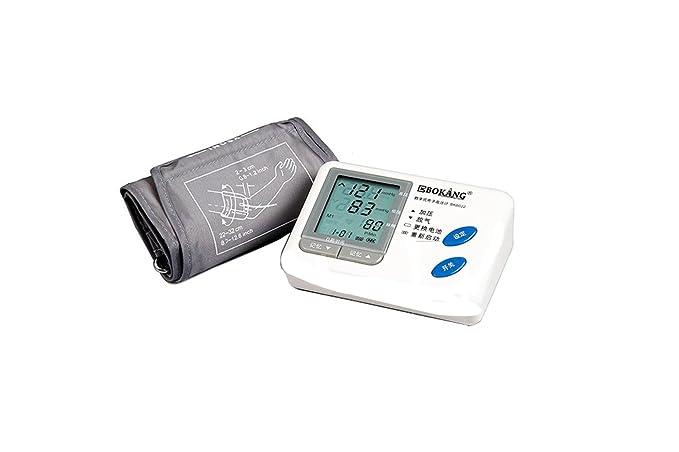Bokang bk6022 - Tensiómetro digital profesional del brazo: Amazon.es: Bricolaje y herramientas