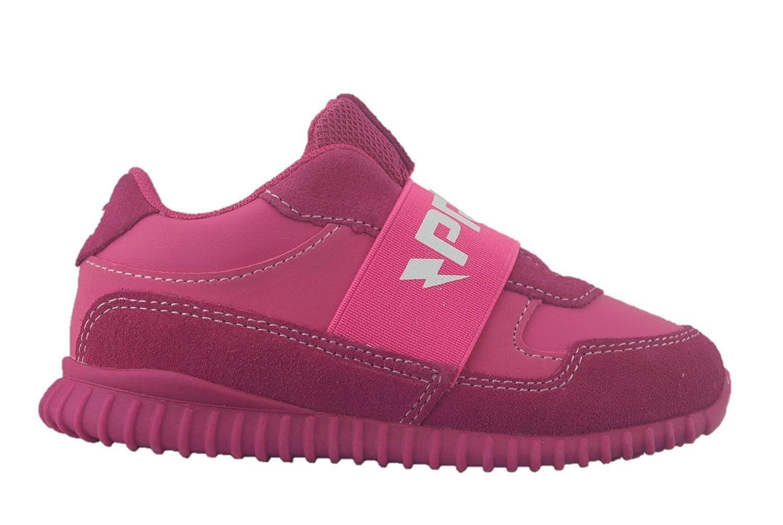 PRIMIGI 8274300 sneakers scarpe bimba primi passi nabuk pelle