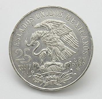 Desconocido Moneda De Edicion Especial De Las Olimpiadas De Mexico