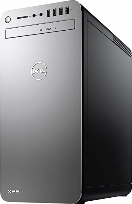 Top Performance Dell XPS 8920 Premium Desktop (Quad Core Intel i7-7700 3 60  GHz, 16GB DDR4 RAM, 1TB 7200RPM HDD, AMD Radeon RX 560 2GB Dedicated