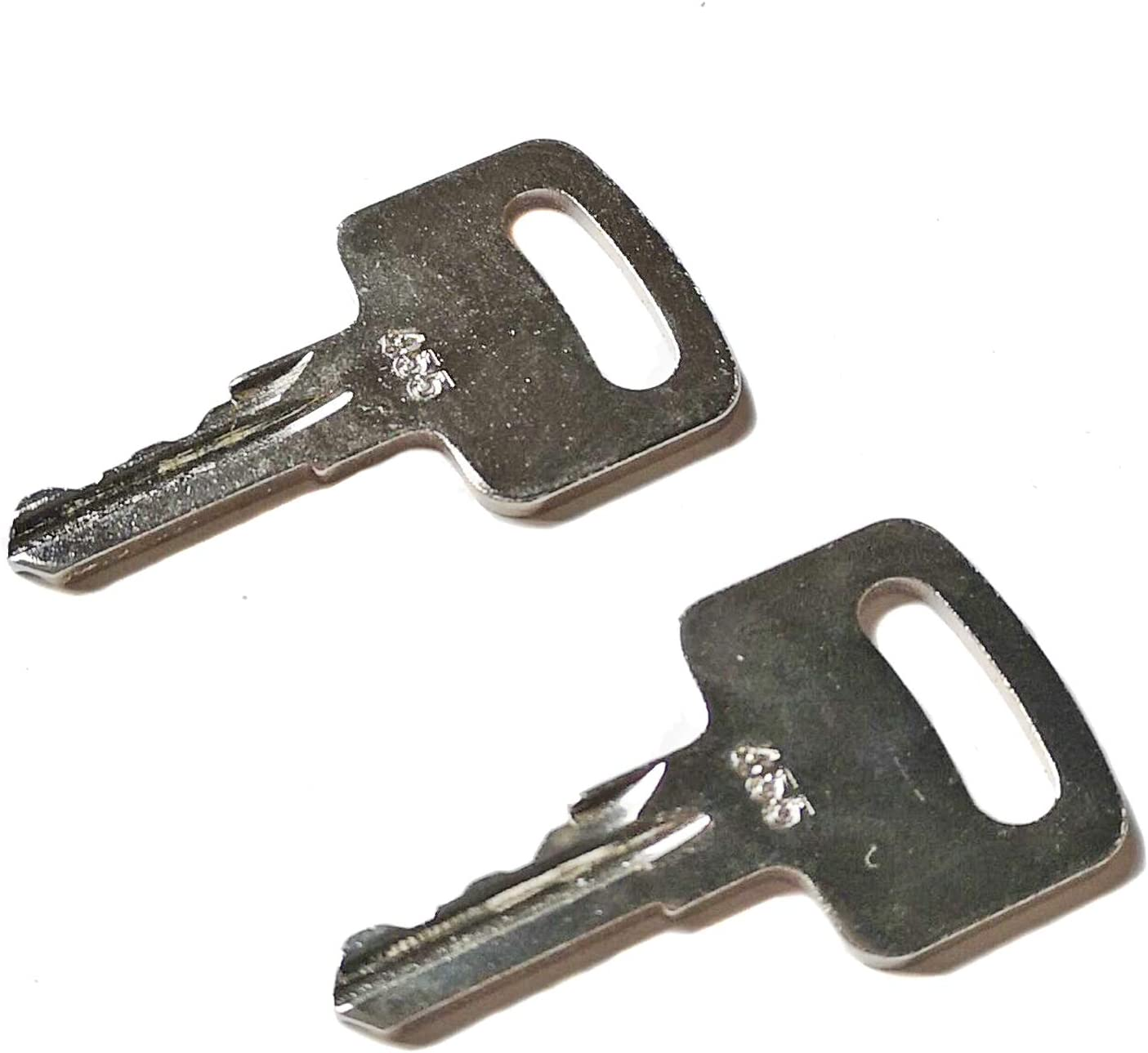 10 Ignition Keys 455 for Scissor Lift Boom Lifts Genie Skyjack Terex Snorkel Manlift Upright Mover Parts