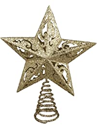 Shop Amazon Com Christmas Tree Topper - Christmas Tree Star