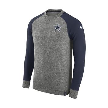 quality design bd24f c1cdb Nike NFL Dallas Cowboys AW77 Crew Sweatshirt XX Large ...
