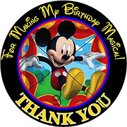 20 Disney Minnie Mouse Stylin/' Stickers Party Favor Teacher Supply Envelope Seal