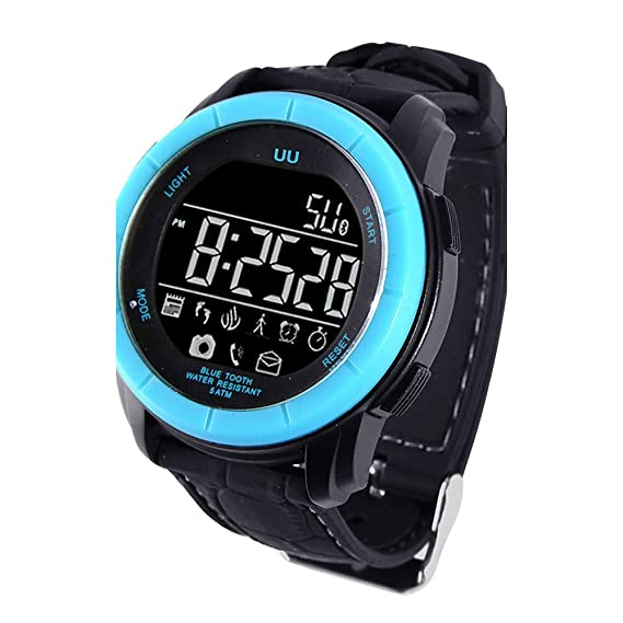 Mens Sport Watch Military Watch Smartwatch Digital 30 m ...