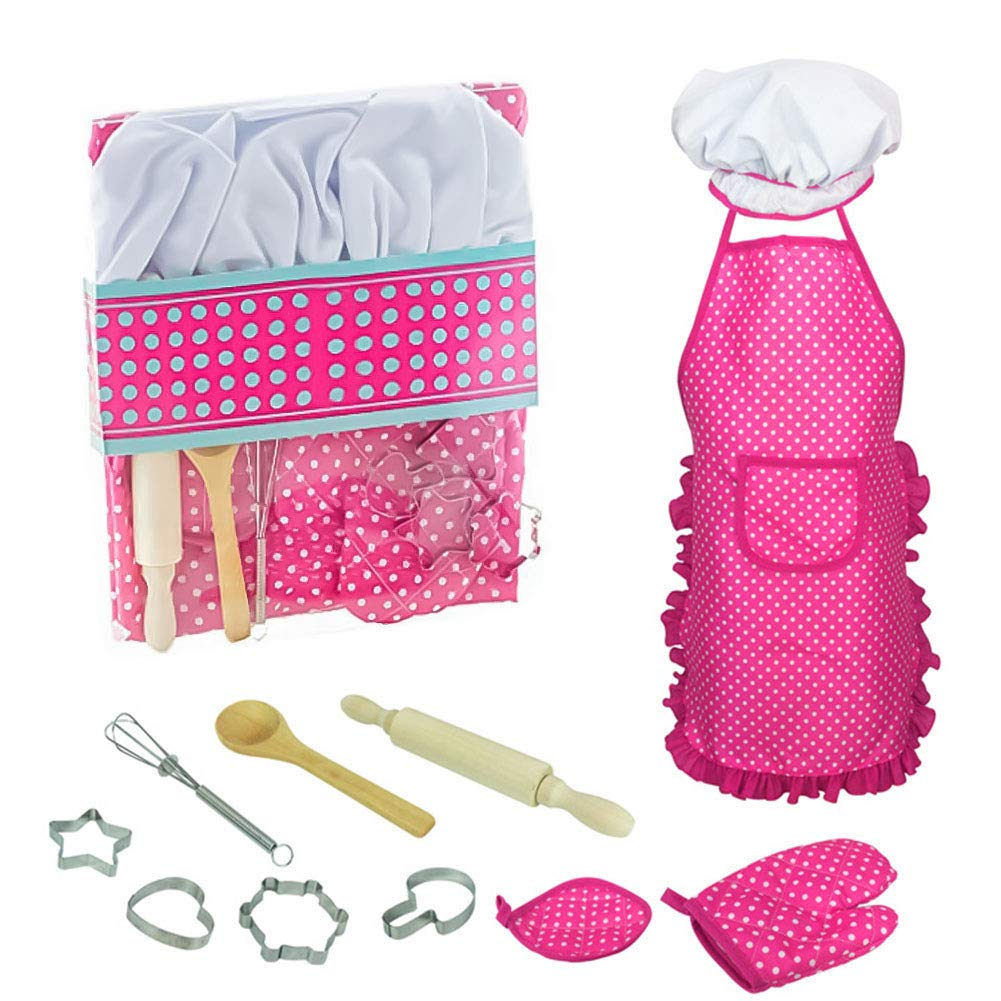 Fun for little girls chef set