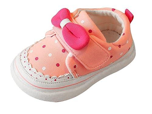 b7944d283 La Vogue Bebe Zapatos Primeros Pasos Casual Deportiva  Amazon.es  Zapatos y  complementos