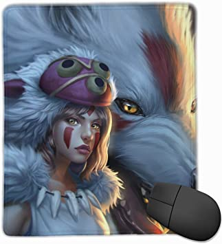 Gorgeous Classic Game Character Pattern Decorative Rectangle Gaming Mouse Pad