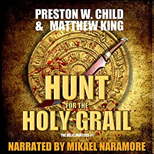 The Hunt for the Holy Grail Audiobook