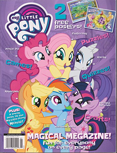 Magical Pony (My Little Pony Magical Megazine 2017)