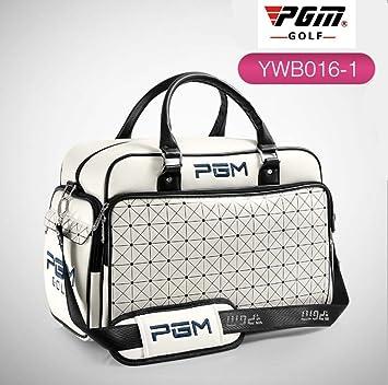 PGM mujeres con ruedas estándar de golf bolsa de transporte y bolso de mano – -